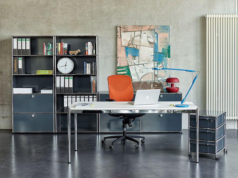 Die neuen USM-Möbel bei Cairo – farbenfrohe Klassiker