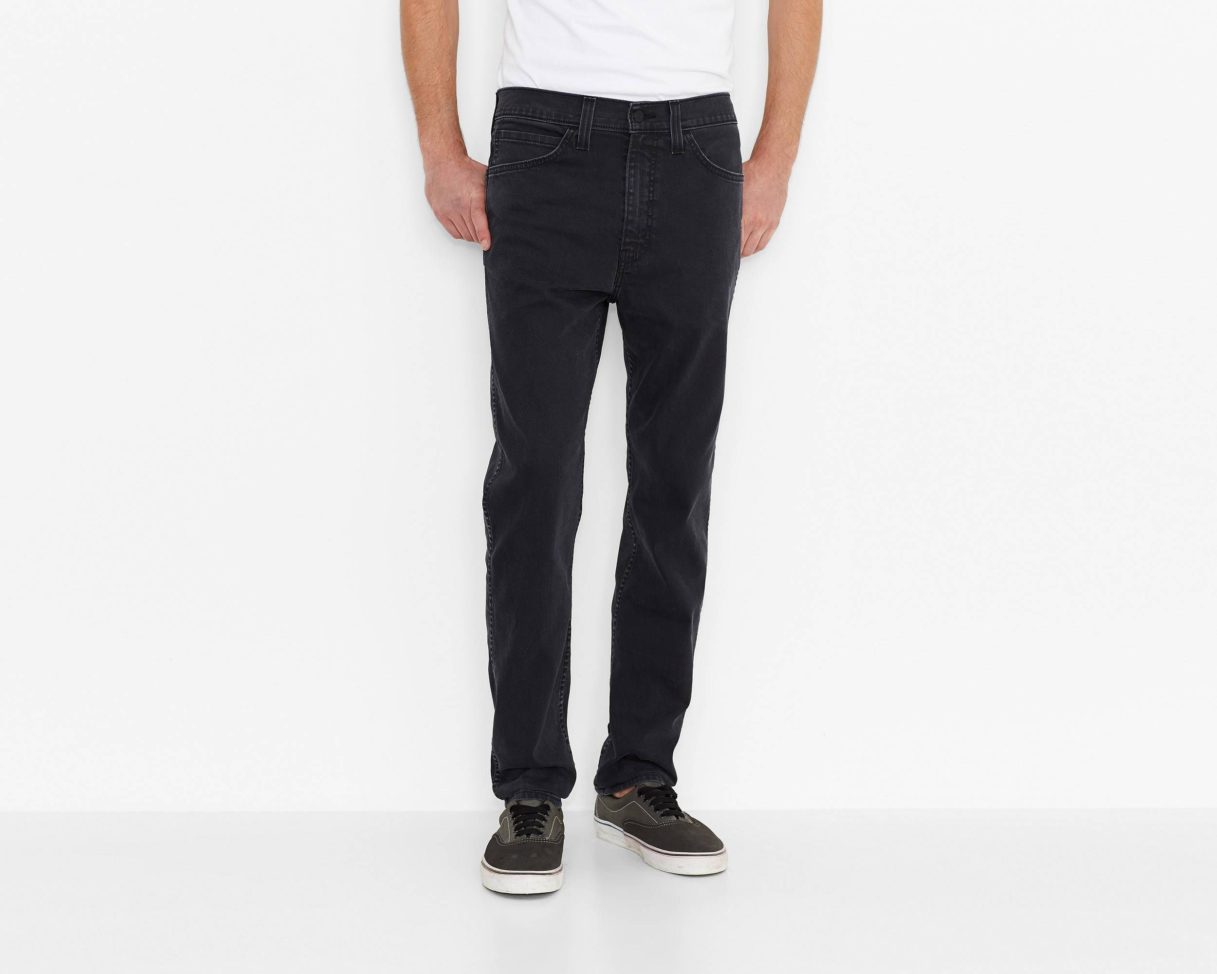 Black Levi's 522 Slim Taper