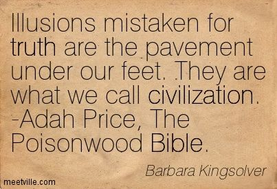 The Poisonwood Bible Barbara Kingsolver Journal Quote Literature Book Quotes Essay Study Guide Question And Answer Ap Sample