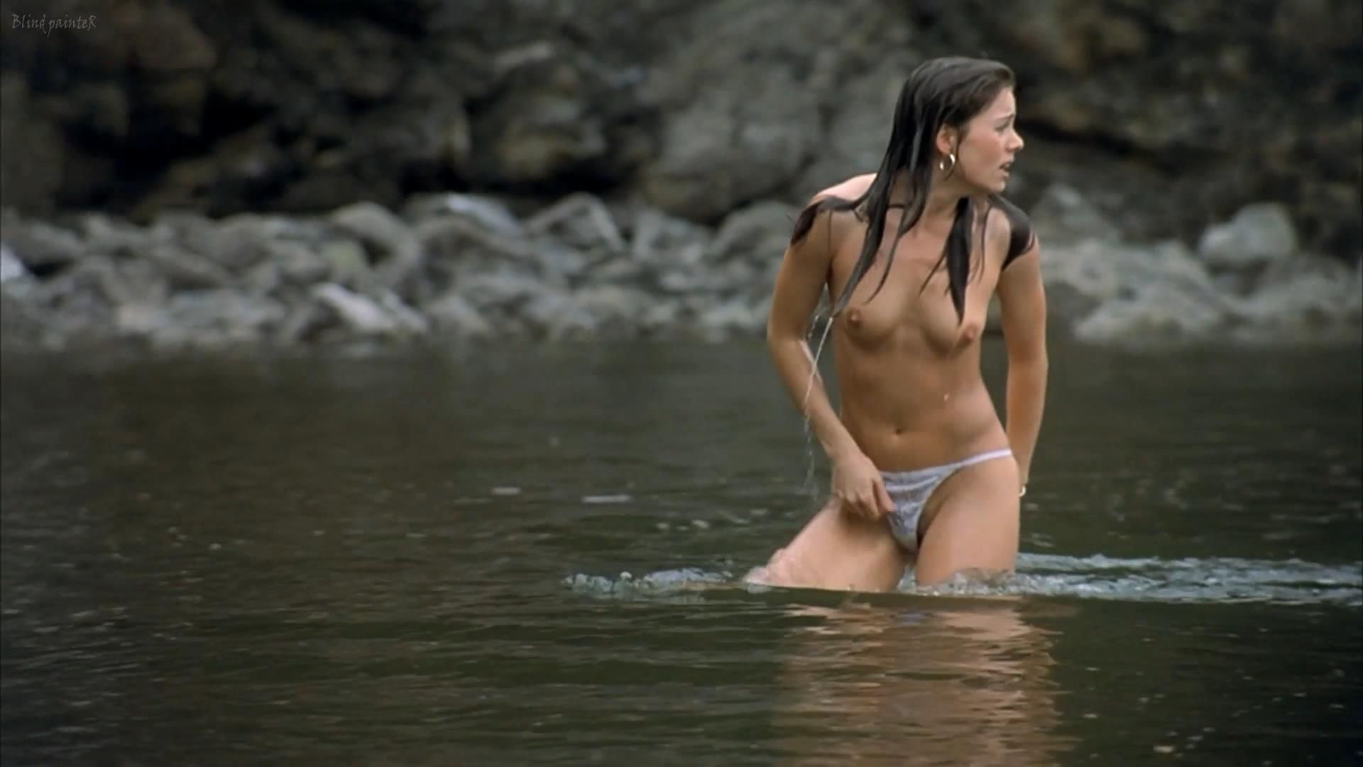 naked and afraid nude ass laura
