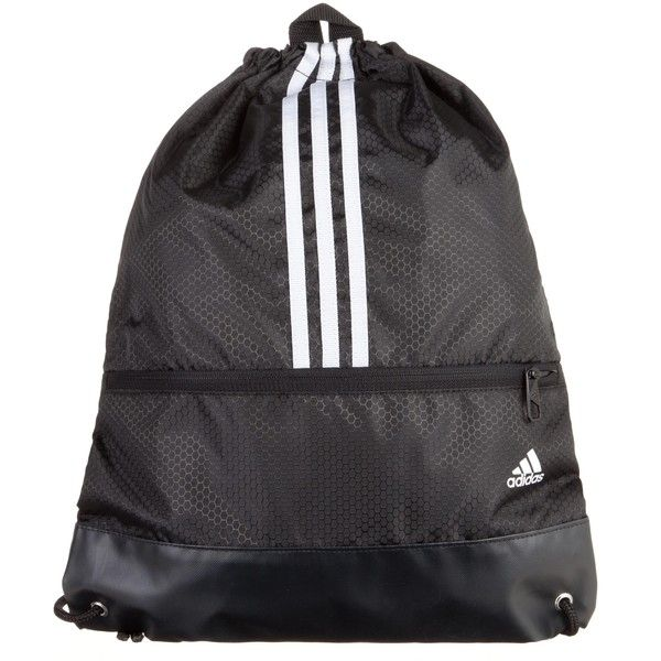 0b494de520d5 Adidas Performance 3S Per Gym Bag ( 14) ❤ liked on Polyvore featuring bags