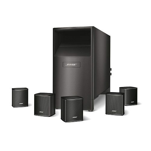 Bose acoustimass series  home theater speaker system also best theatre systems you should have at images rh pinterest