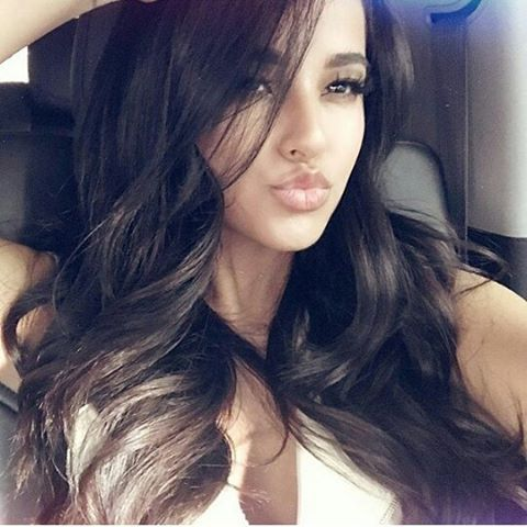 VOTE BECKY G For The 100 Most Beautiful Faces Of