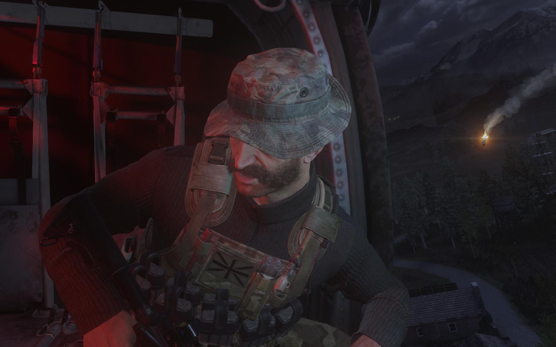 Call Of Duty Modern Warfare Remastered Captain John Price Bravo Six Sas Modern Warfare Call Of Duty Warfare