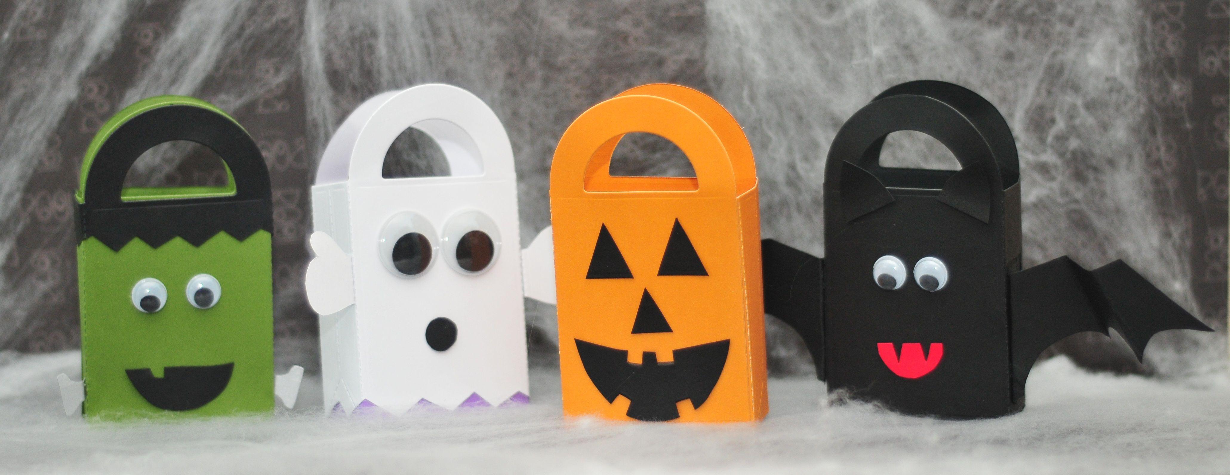 diy halloween treat bags - Kids Halloween Treat Bags