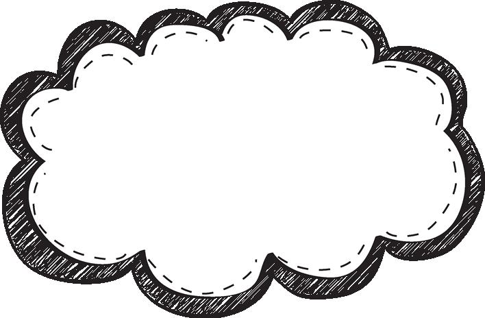 Black and White Scribble Border | Clip Art-Blank Labels | Pinterest ...