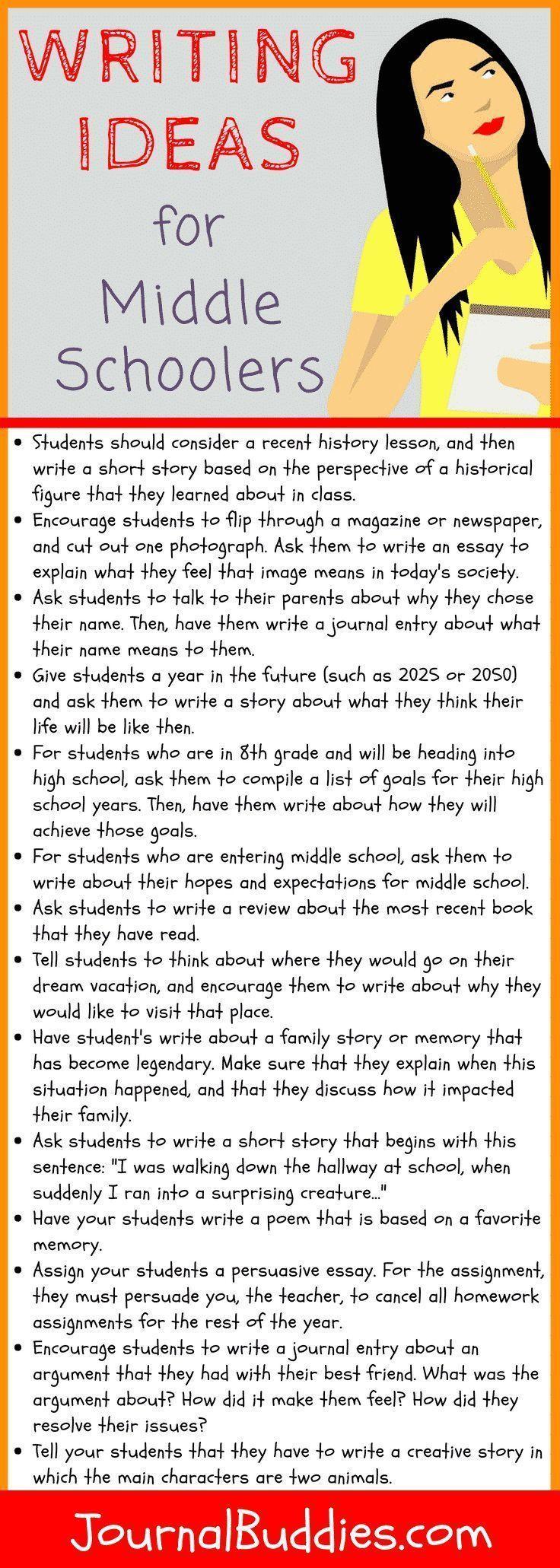 Fictional narrative essay 7th grade