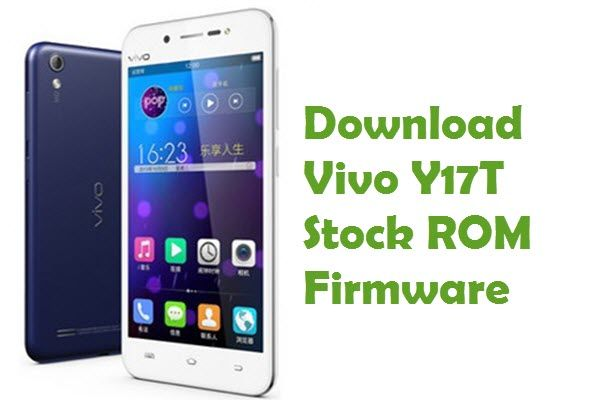 Vivo Y17T Firmware | Download Vivo Stock ROM | Android, Electronics