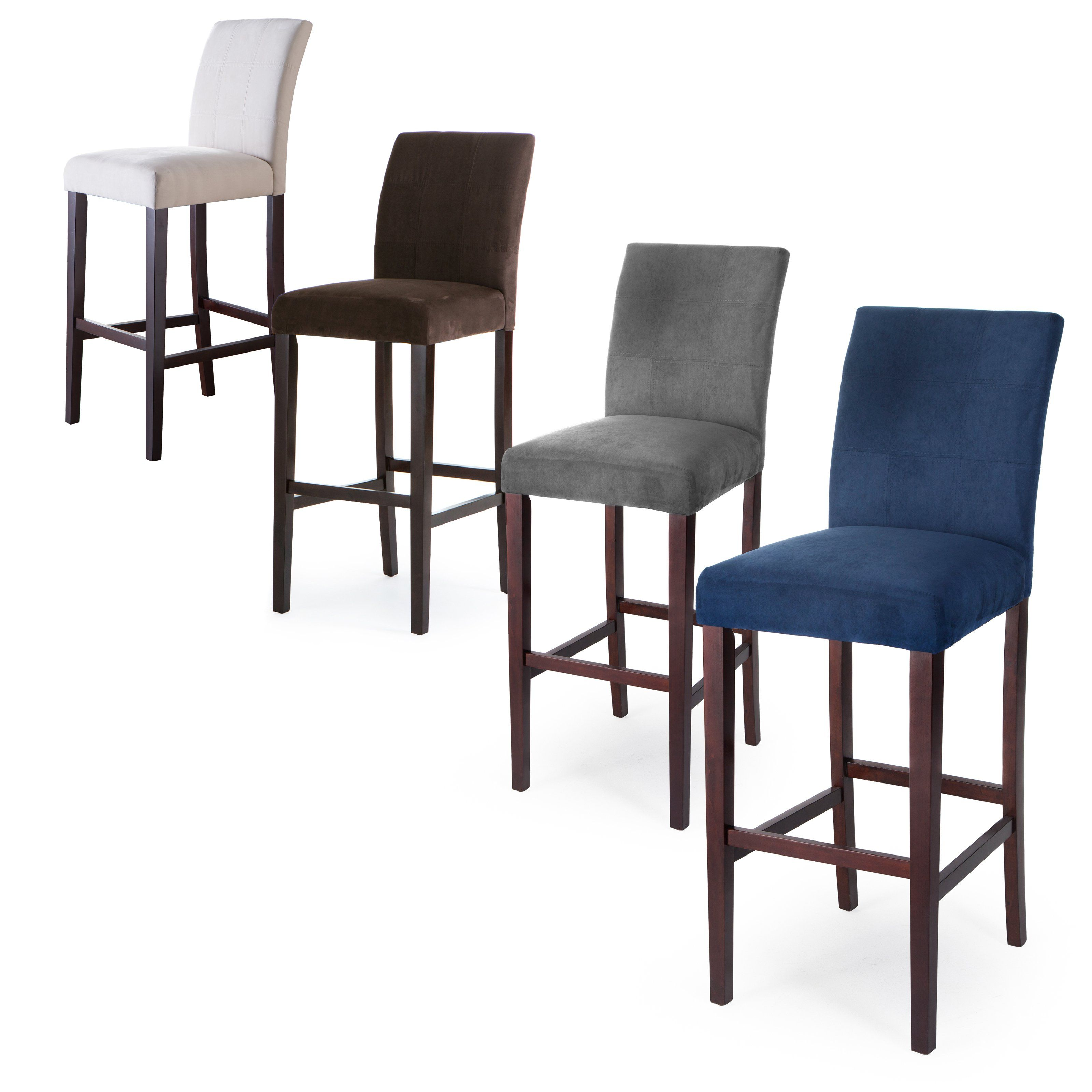 Palazzo 34 inch extra tall bar stool set of 2 just right for your