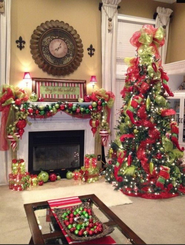 Christmas garland u2026 Pinteresu2026