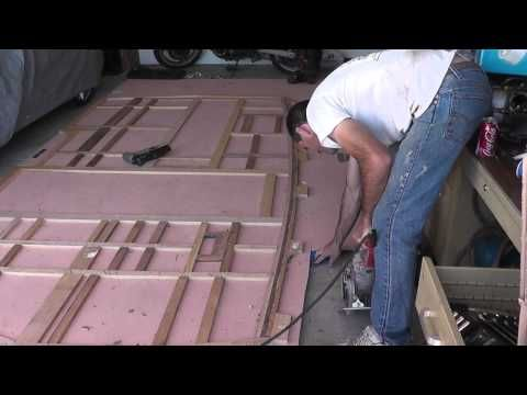 Vintage Shasta Camper Trailer Restoration - Part 4