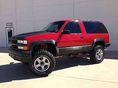 1994 chevy blazer 4x4 custom 100k build 1 owner rare lifted supercharged used chevrolet blazer for sale in colley chevrolet blazer chevy chevy trucks 1994 chevy blazer 4x4 custom 100k