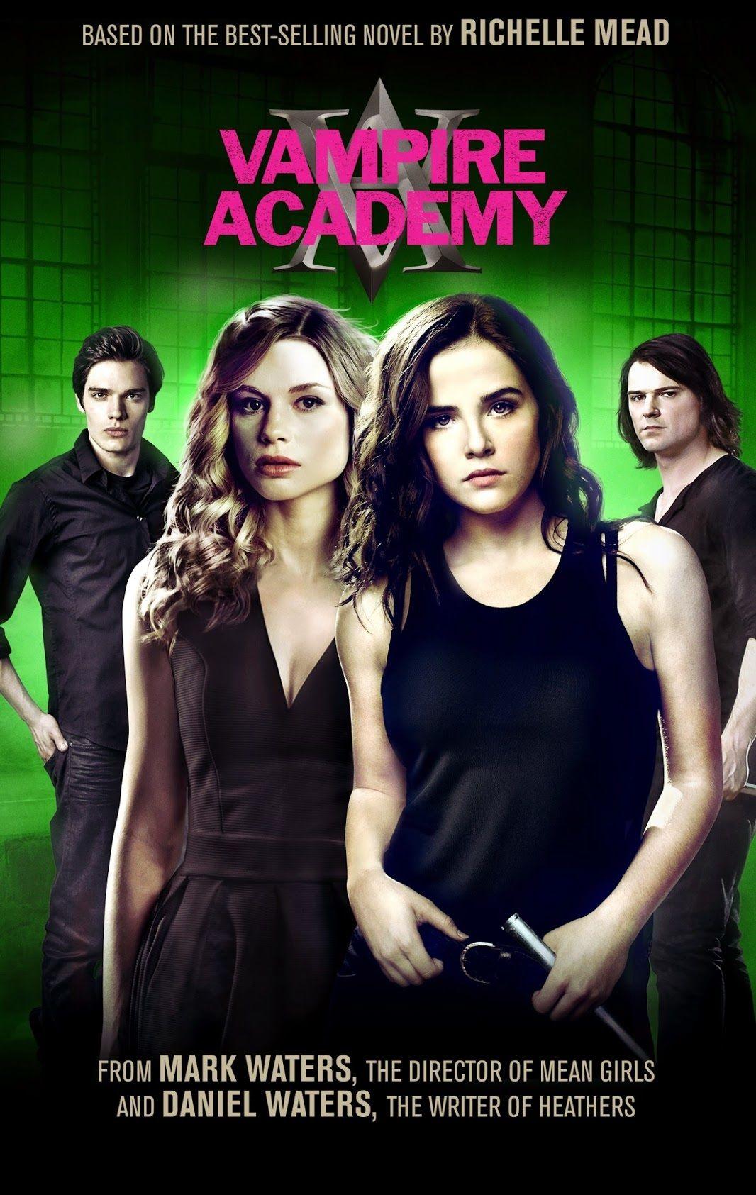 Pin En Vampire Academy