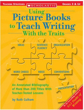 USING PICTURE BOOKS TO TEACH | ☆Teaching Writing in