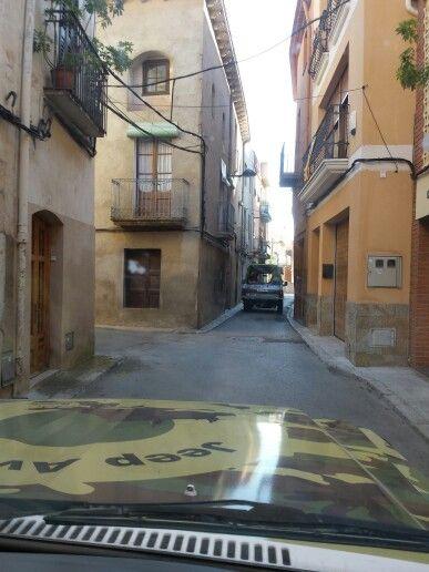 Spanje Jeep Safari