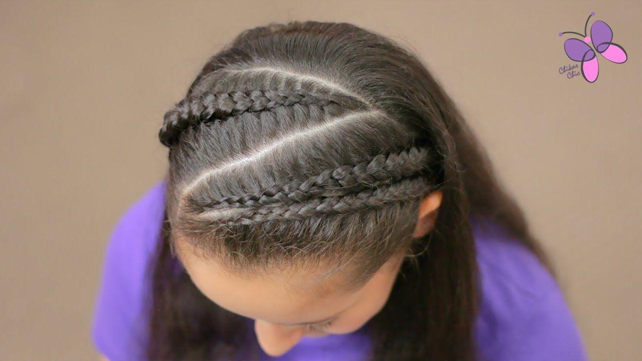 Peinados De Nina Con Diadema
