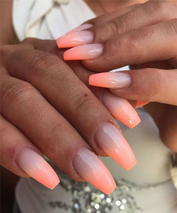 Are You Looking For A Nails Designs For Summer Here We Have Collected Some Beautiful Elegance Ideas Of Summer Natu Classy Nail Designs Natural Nail Art Nails