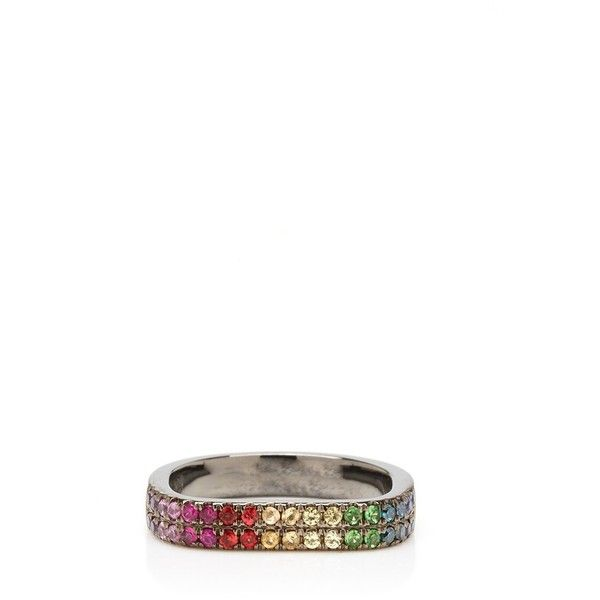 AS29 Lana Pinky Ring ($665) ❤ liked on Polyvore