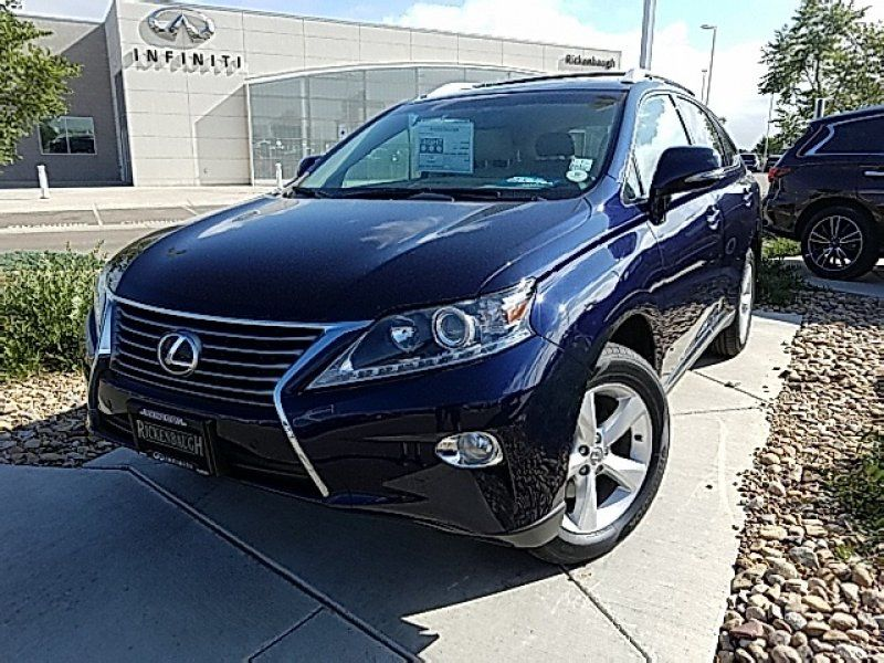 Used 2015 Lexus RX 350 AWD for sale in DACONO, CO 80514