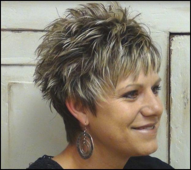 Kurzhaarfrisuren Für Frauen Ab 50 Mit Kurz Haar Damen Frisuren