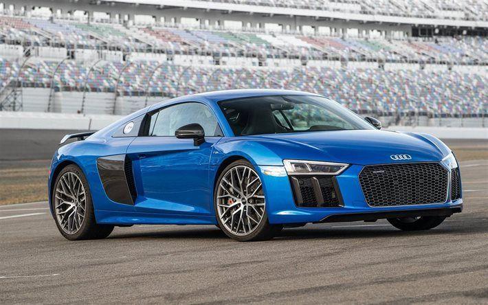 Supercars Audi Raceway Blue Audi Road Cars