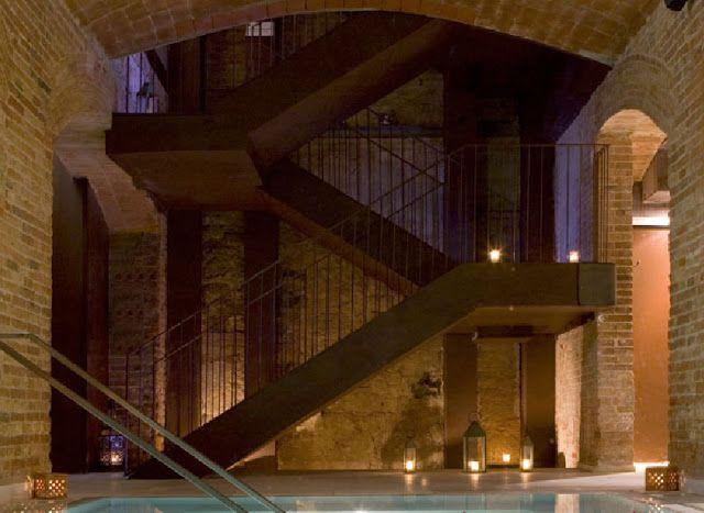 Baños Termales Barcelona | Aire De Barcelona Spa Www Misscereza Blogspot Com Empezamos La