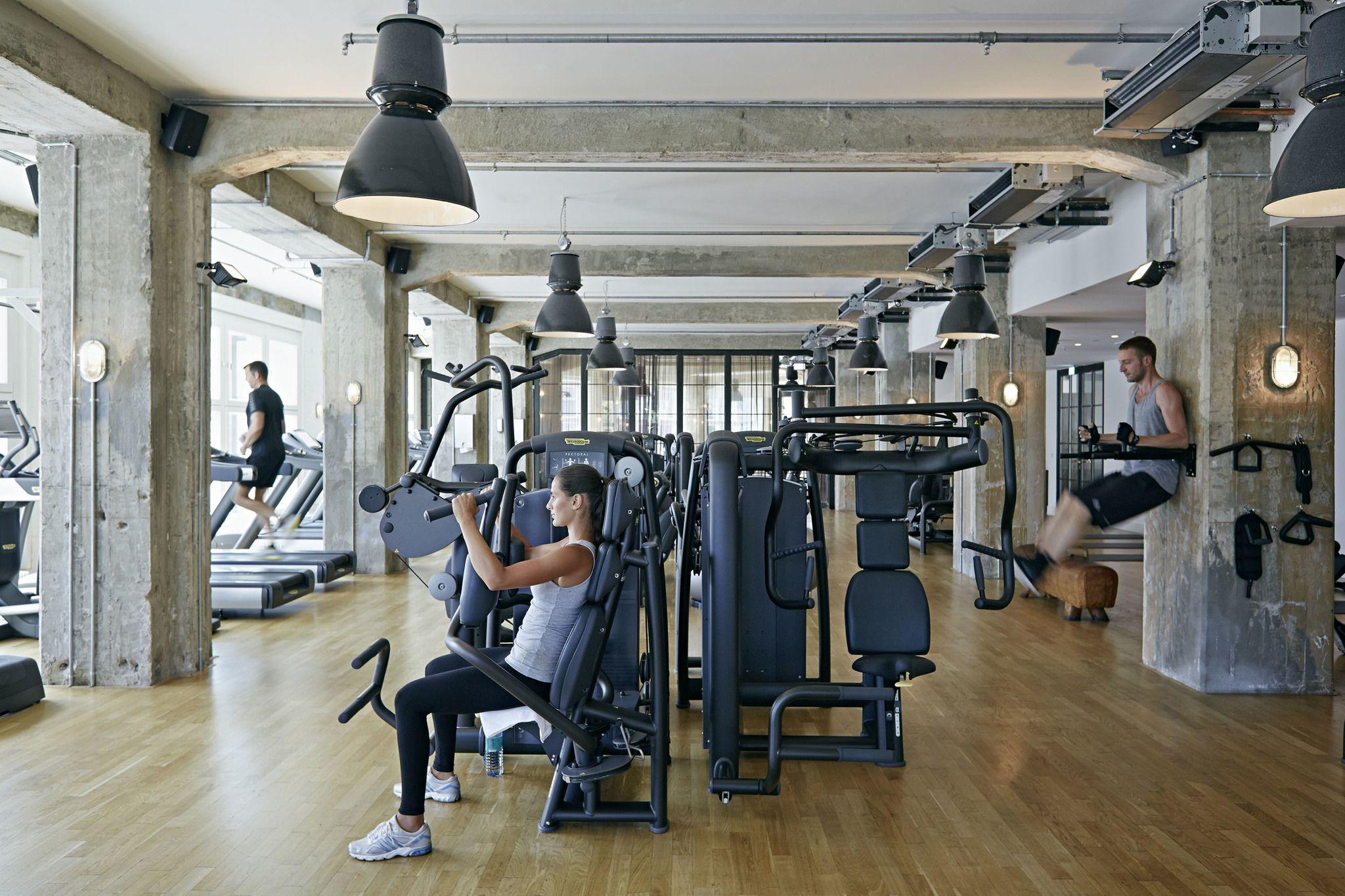 Berlin Soho House Gym