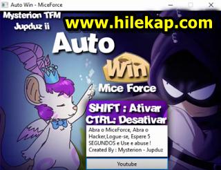 Transformice Miceforce PVP Hilesi, Auto Win Hack 29.09.2016 « HileKap