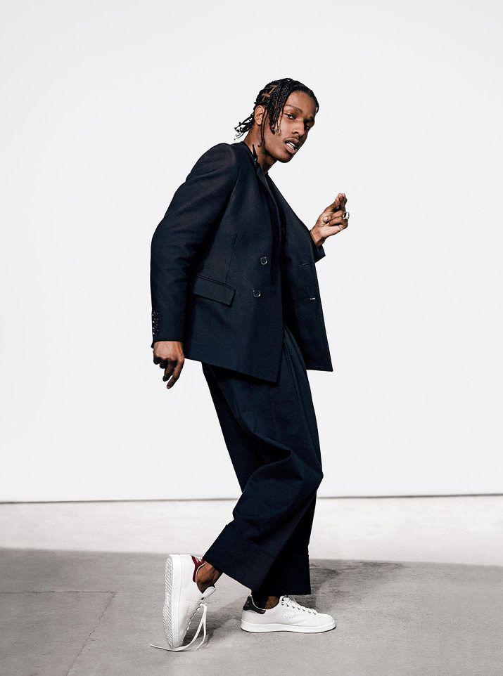 official photos 0685c b0082 Asap Rocky Fashion Killa Shoes Trend Ideas