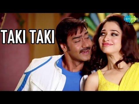 Taki O Taki Re Taki Taki Taki Re Himmatwala Song Lyrics Songs Bollywood Movie Songs