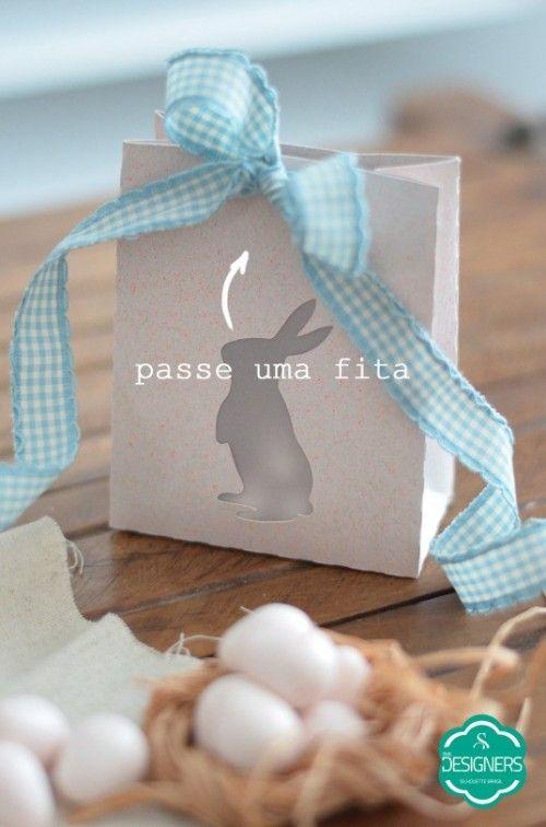 FREE bunny bag studio cut file