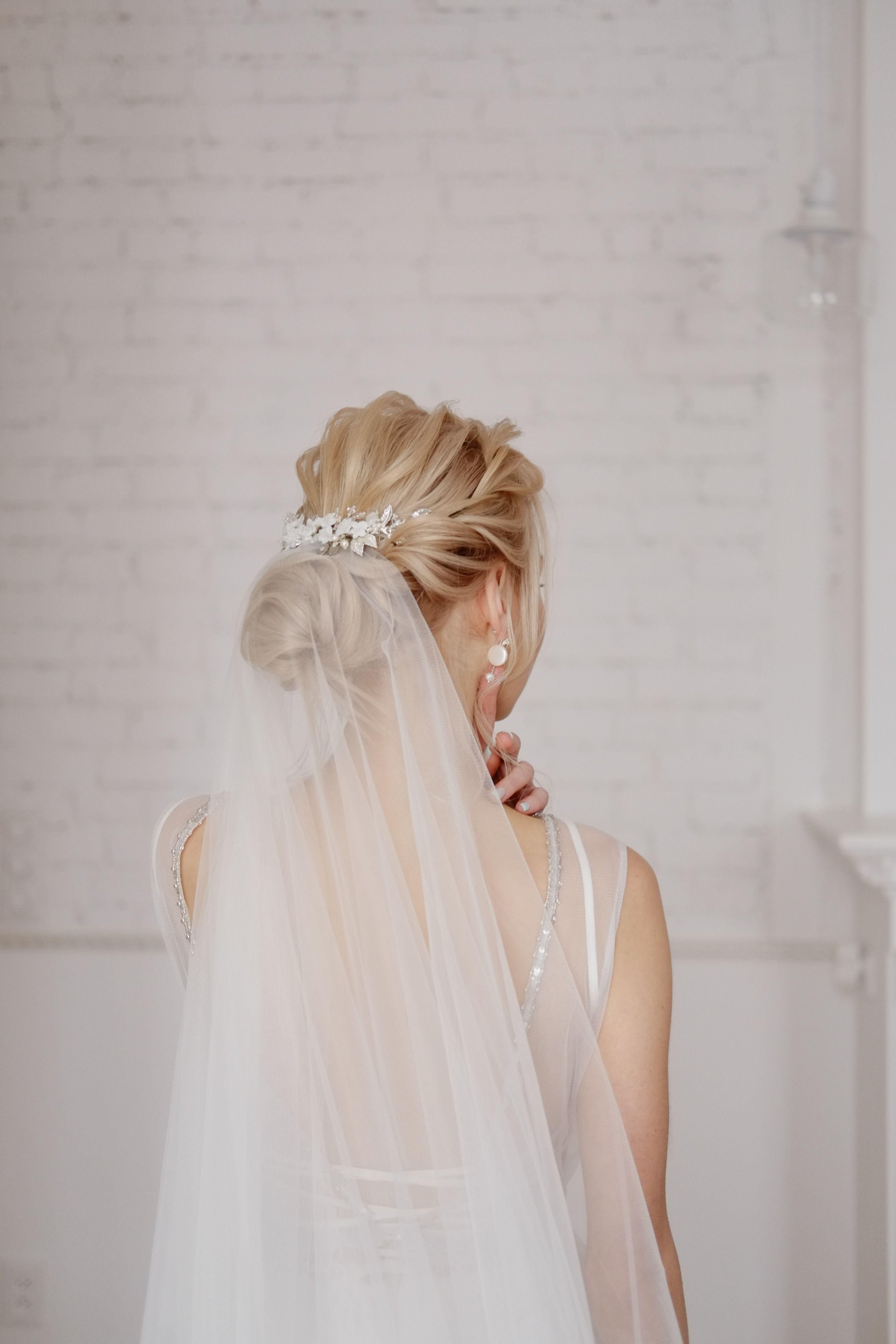 Flower Hair Comb Bridal Hair Comb Wedding Hair Comb Hair Comb Hair Accessories Wedding Hair Pi Wedding Hairstyles With Veil Classic Wedding Hair Hairdo Wedding