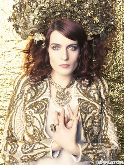 Florence Welch in 'Marie Claire'    #flostyle #florencewelch #florenceandthemachine