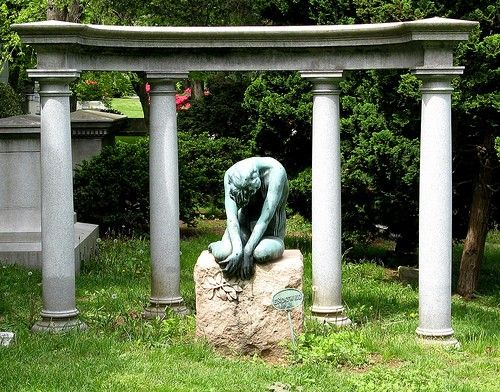 Vernon and Irene Castle's Grave