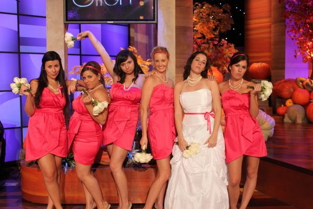 bridesmaids cast