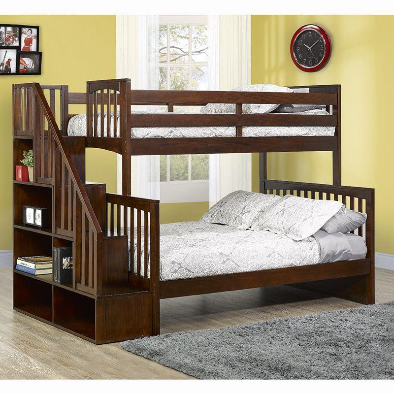 View p carmia litera de madera 648307 for Escaleras de literas