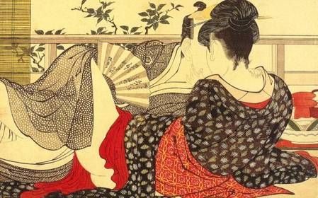 ukiyo-e d'Utamaro