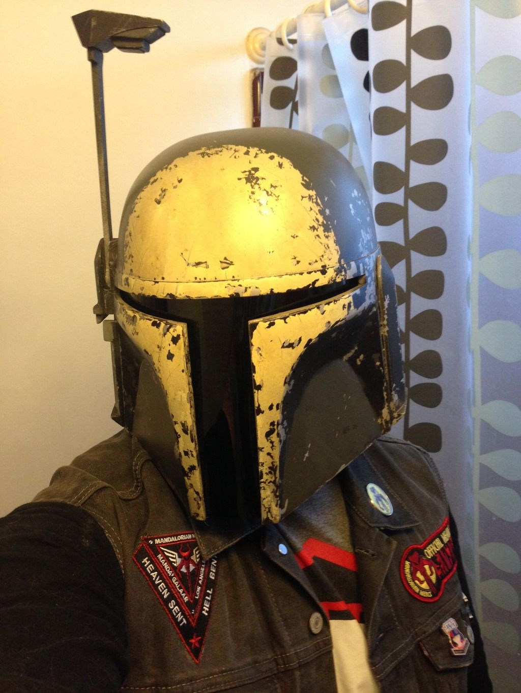 Helmet paint image by obroain aprhys on star wars in