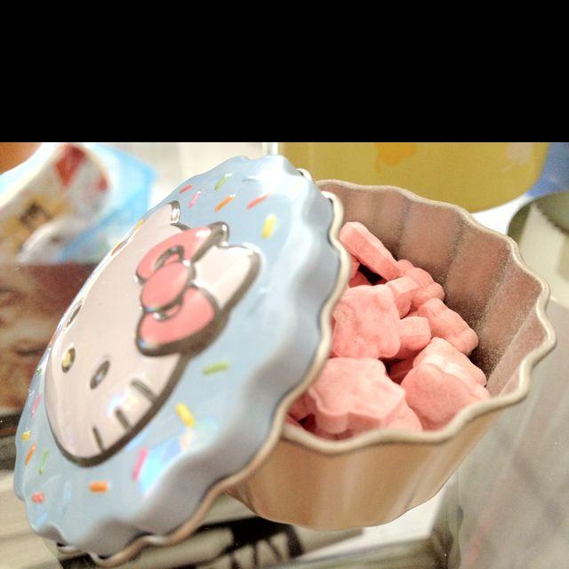 HelloKitty Cupcake Candy !