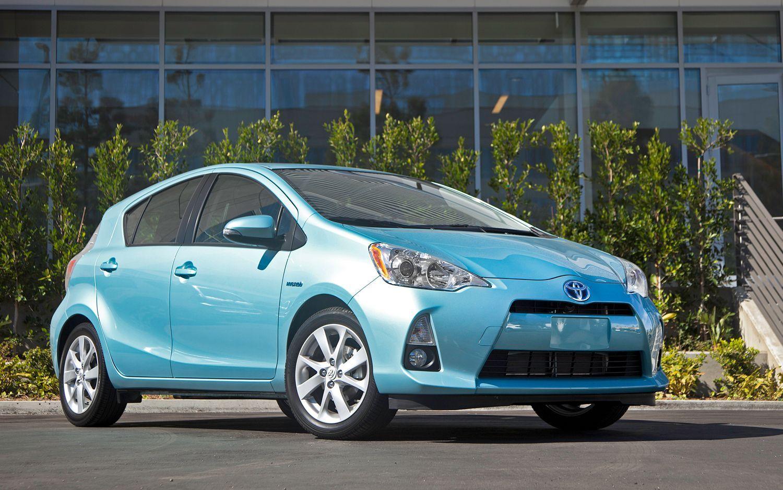 Toyota Prius C Car Options Pinterest