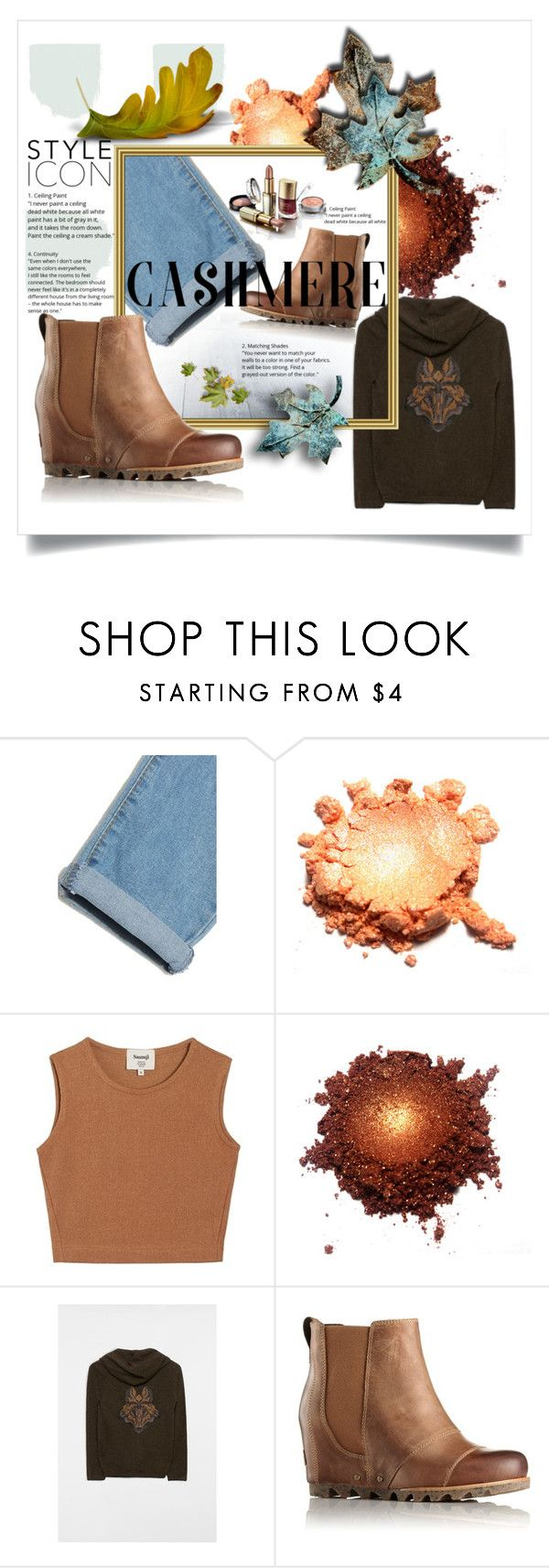 """""""fall"""" by inikib ❤ liked on Polyvore featuring Samuji, Zadig & Voltaire and SOREL"""