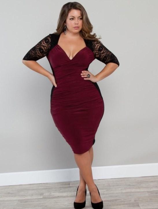 Clubbing Dresses Plus Size Httppluslookfashionclubbing