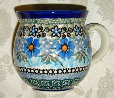 Polish stoneware.