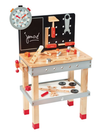 etabli en bois jouets jeux de soci t etabli enfant. Black Bedroom Furniture Sets. Home Design Ideas