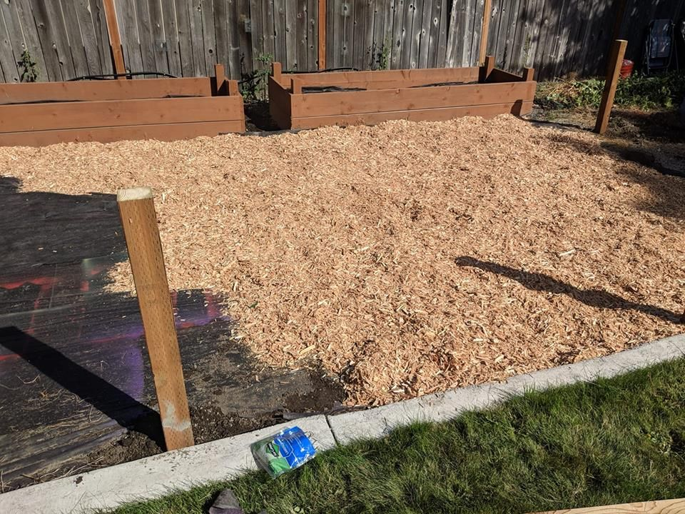 My 2 Day Playground Renovation | Preschool playground ...