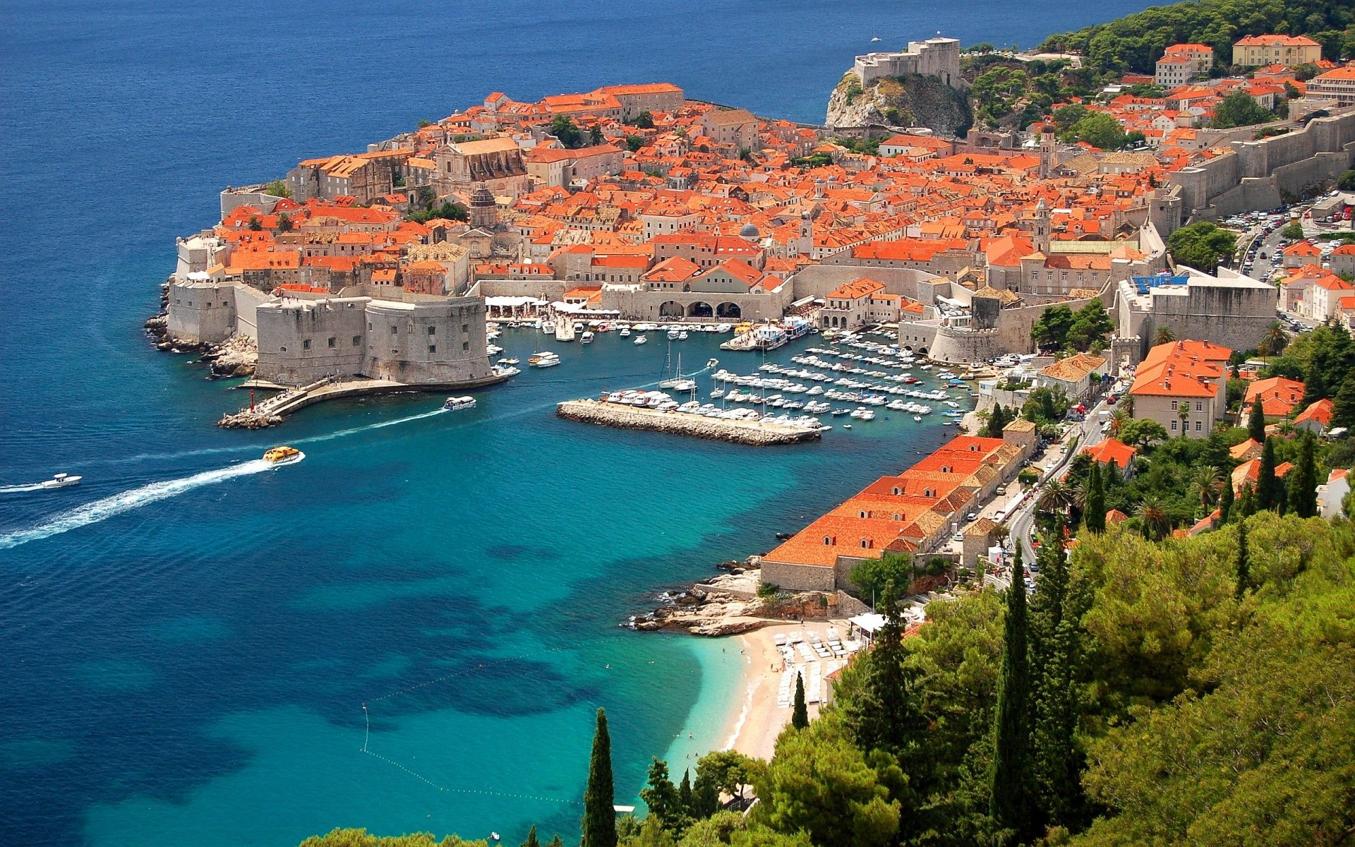 Dubrovnik, Croatia. Cool places to visit