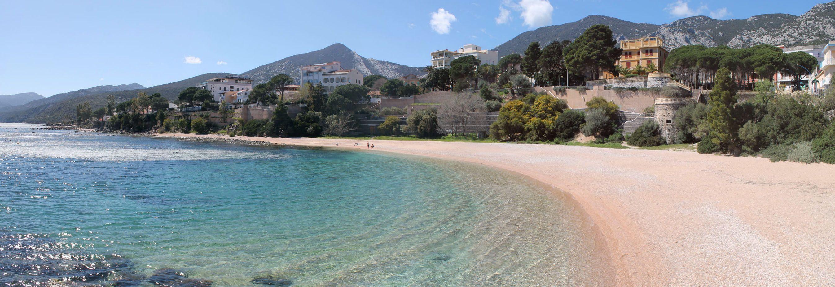 Spiaggia Centrale a Cala Gonone