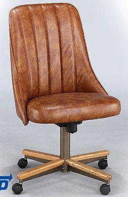 C51 855 Chromcraft Swivel Tilt Caster Dinette Chair available at  www dinetteonline comC95 855 Chromcraft Furniture Dinette Caster Chair available at www  . Powell Hamilton Swivel Tilt Dining Chair On Casters. Home Design Ideas