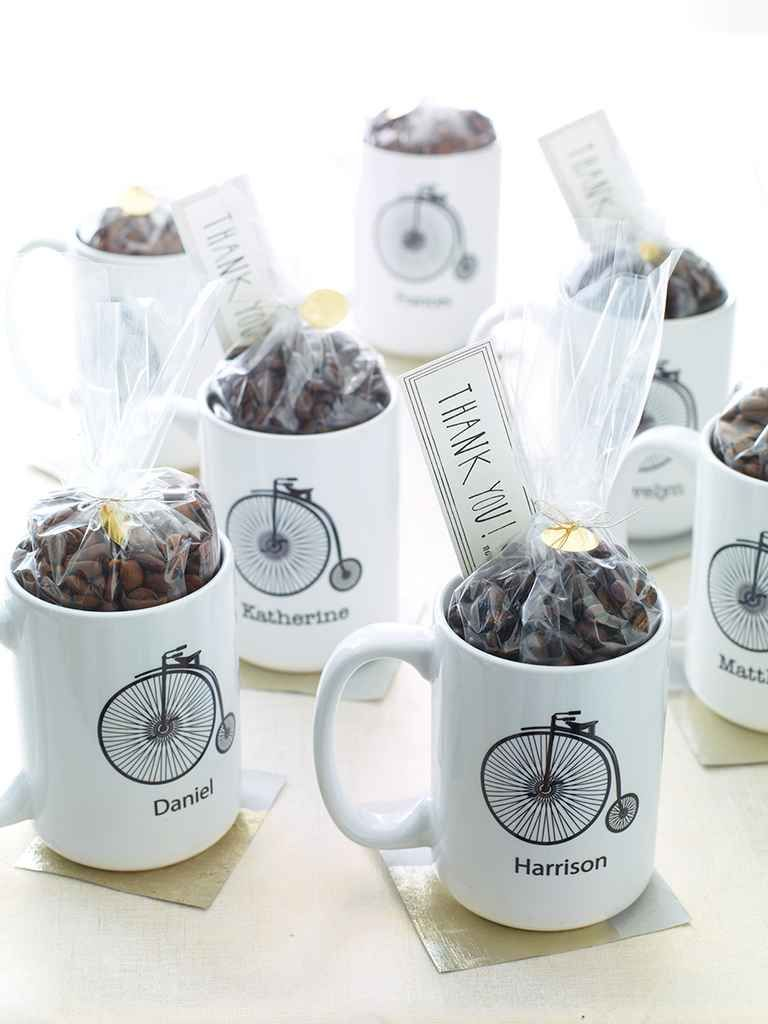 17 edible wedding favors your guests will love coffee