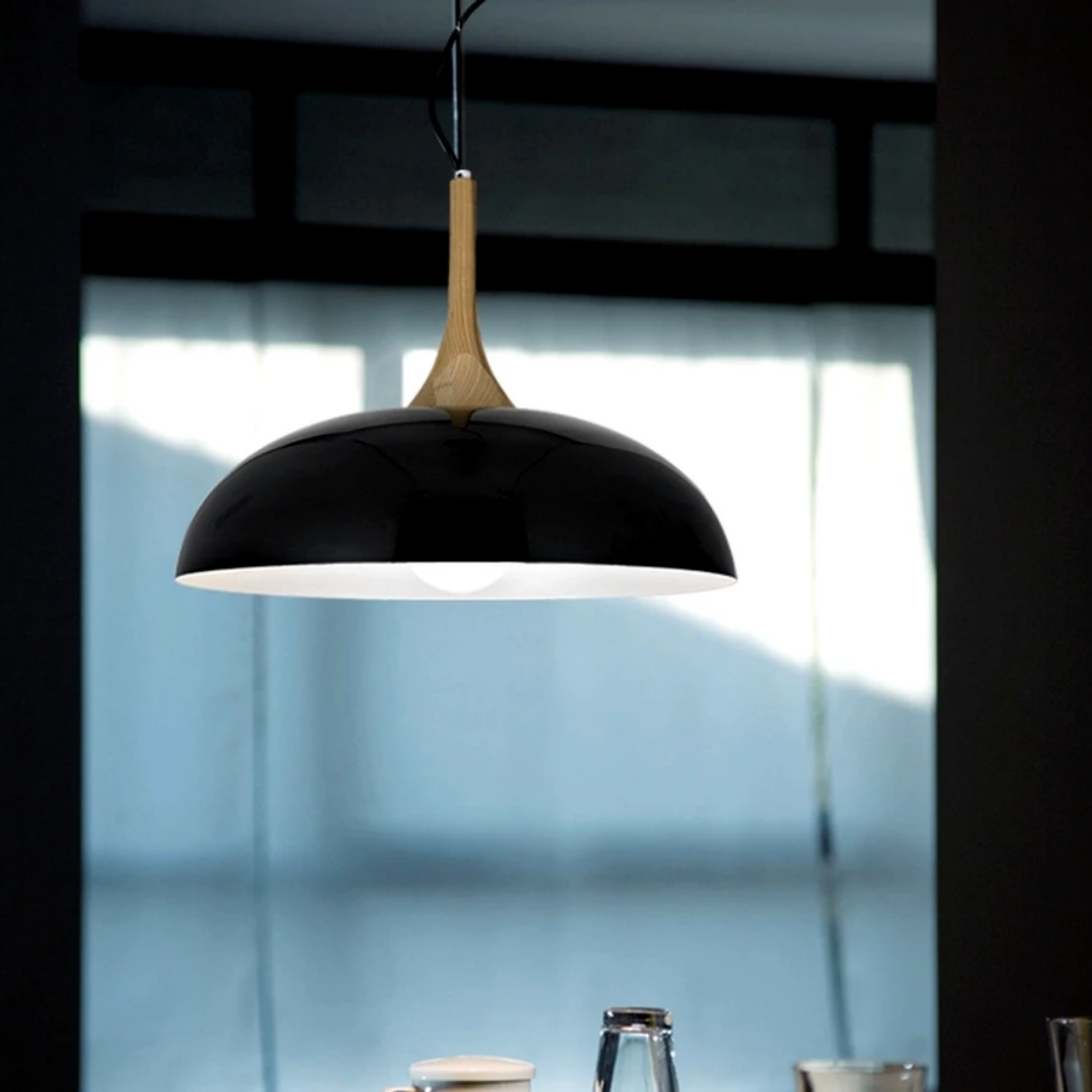 One of the most thoughtful gifts you could give to someone moving into a new home is a light fixture. What makes the Fiske pendant light a wonderful gift is that it is stylish, minimalist, and reliable. Shop via link in our bio.  . . . . . #pendantlighting #interiorstyle #moderninteriors #interiordesign #interiorinspiration #modernhomedesign #lightsforyourhome #livingroomdecor #livingroomlights #pendantlight #pendantlamps #refinedpendantlights #renovation #relaxedspace